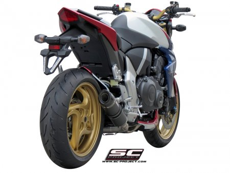 GP-Tech De-Cat Exhaust by SC-Project