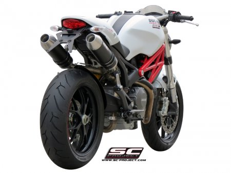 GP Exhaust by SC-Project