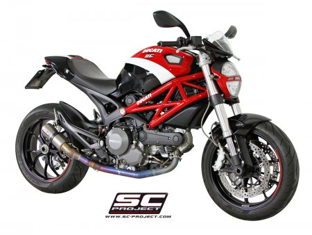 CR-T Titanium 2-1 Full System Exhaust by SC-Project