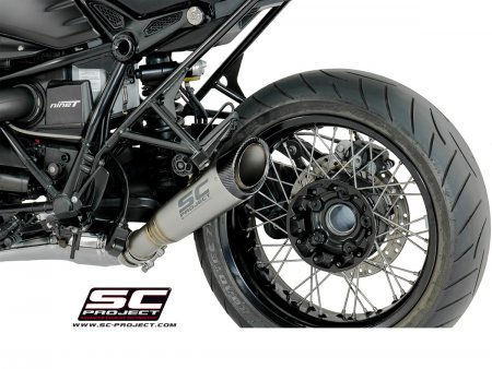 S1 Low Mount Exhaust by SC-Project