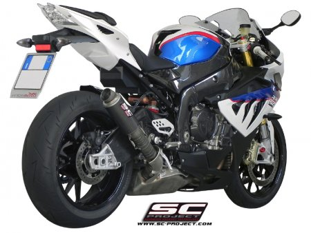 GP M2 High Mount Exhaust by SC-Project