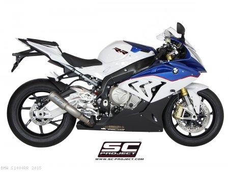 CR-T Exhaust by SC Project BMW / S1000RR / 2015