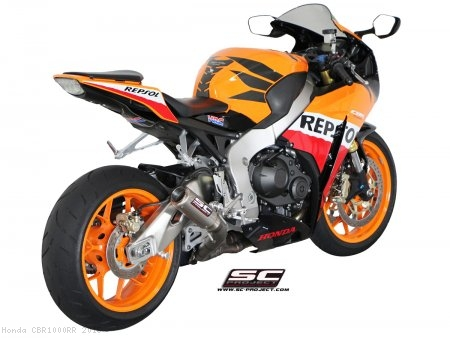 CR-T Exhaust by SC-Project Honda / CBR1000RR / 2015