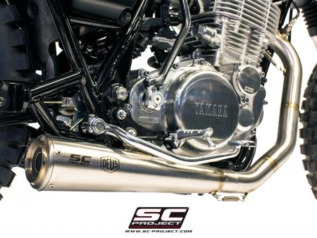 Conic Full System Exhaust by SC-Project