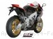 Race Oval Exhaust by SC-Project Aprilia / RSV4 Factory APRC / 2013